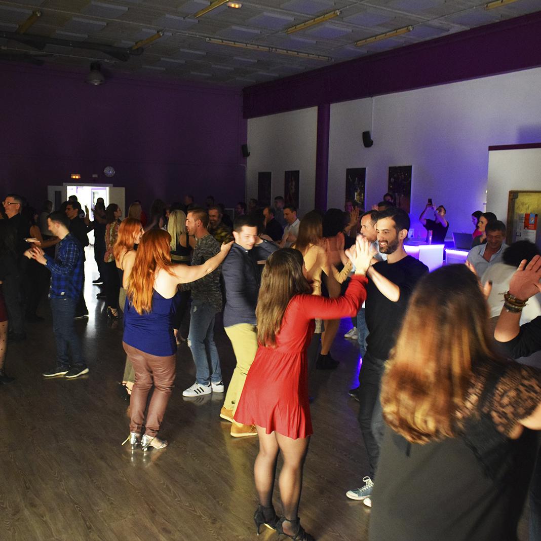Salsa & Bachata mr.DANCE