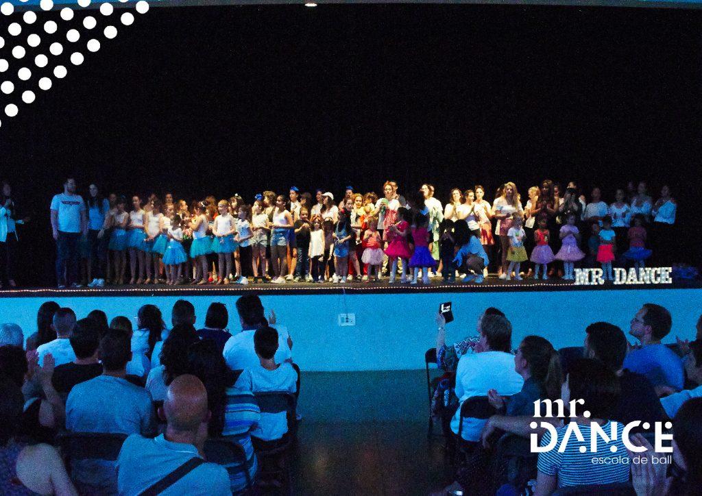 Festival fin de curso mr.DANCE 1