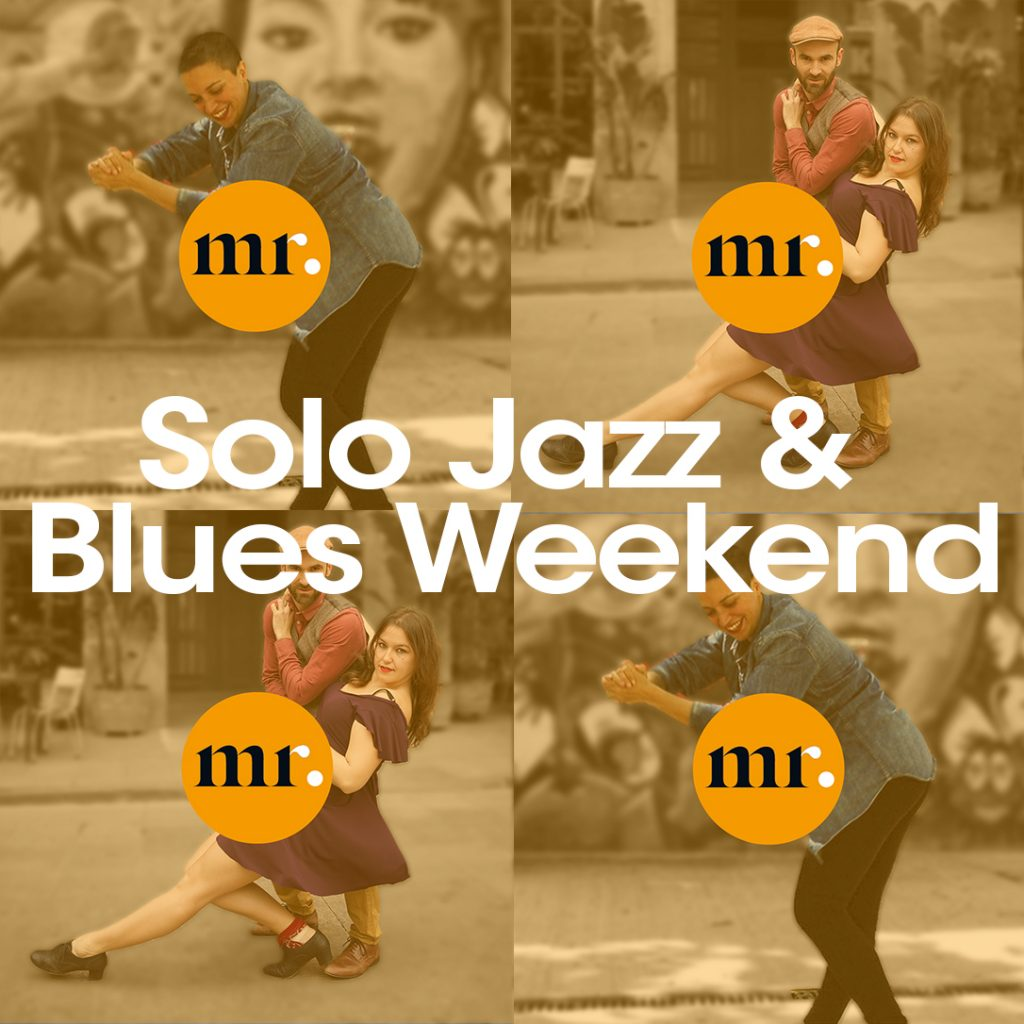 Solo Jazz & Blues Weekend