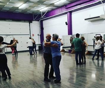 Baile de salón mr.DANCE 1
